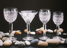Heritage Irish Crystal - Cricklewood Stemware