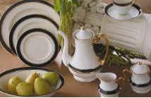 Pickard China - Savannah Pattern